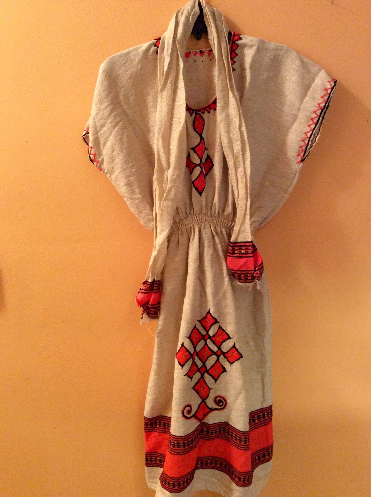 Lydia Short Traditional Dress