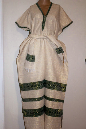 Mintewab Traditional Dress