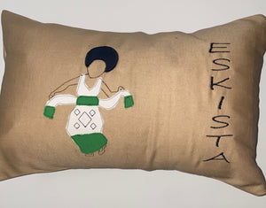 Ethiopian Home Decor pillow
