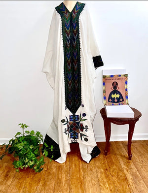 02 Ethiopian Dress / Habesha Kemis /