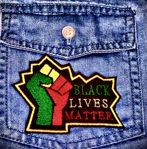 BLM Patch ET Colors (nonprofit)