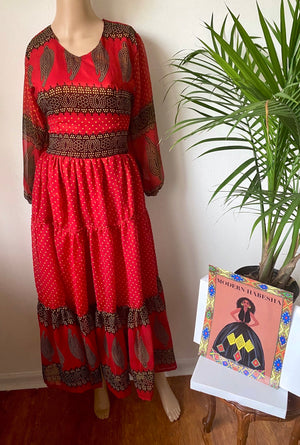 Ethiopian Dress / Eritrean Dress /