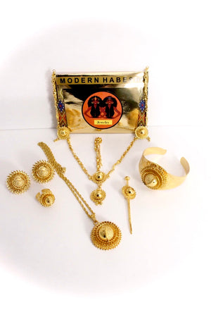 Winta Set Modern Habesha Jewelry