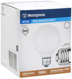 40 Watt G25 Incandescent Light Bulb