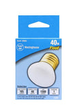 40 Watt R14 Incandescent Flood Light Bulb