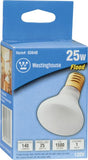25 Watt R14 Incandescent Flood Light Bulb