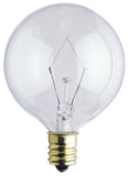 Westinghouse 0374500 60 Watt G16 1/2 Incandescent Light Bulb