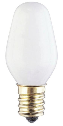 Westinghouse 0379200 7 Watt C7 Incandescent Light Bulb