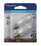7 Watt C7 Incandescent Light Bulb
