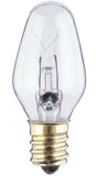 Westinghouse 0379400 4 Watt C7 Incandescent Light Bulb