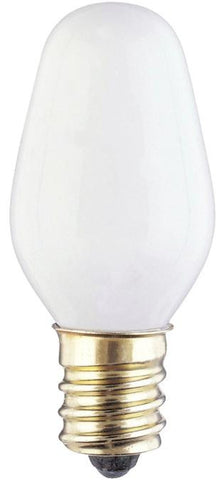 Westinghouse 0379500 4 Watt C7 Incandescent Light Bulb
