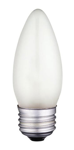 Westinghouse 0379900 60 Watt B11 Torpedo Incandescent Vibration Resistant Light Bulb