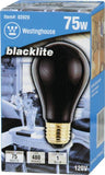 75 Watt A19 Incandescent Light Bulb