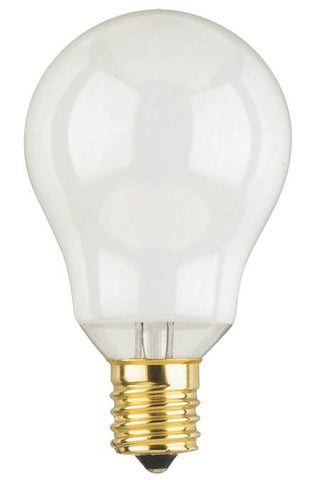 40 Watt A15 Incandescent Fan Light Bulb Lighting Supply Group