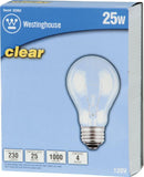 25 Watt A19 Incandescent Light Bulb