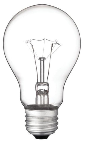 Westinghouse 0398600 40 Watt A19 Incandescent Vibration Resistant Light Bulb