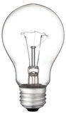 Westinghouse 0398700 60 Watt A19 Incandescent Vibration Resistant Light Bulb