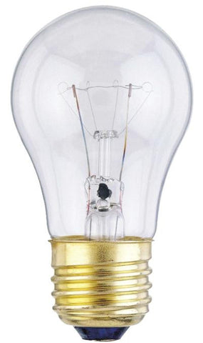 15 Watt A15 Incandescent Light Bulb (2 Pack) - Lighting Supply Group