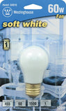 60 Watt A15 Incandescent Fan Vibration Resistant Light Bulb