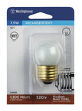 7-1/2 Watt S11 Incandescent Light Bulb