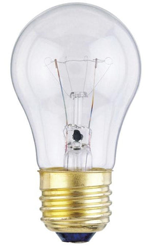 Westinghouse 0409000 40 Watt A15 Incandescent Fan Light Bulb