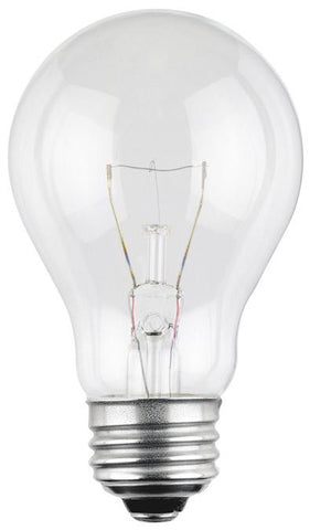 Westinghouse 0411000 25 Watt A19 Incandescent Light Bulb