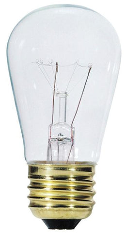 11 Watt S14 Incandescent Light Bulb - Lighting Supply Group