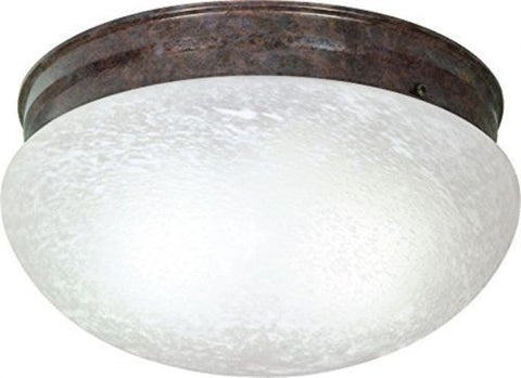 "Nuvo 76-676 - 12"" Close-To-Ceiling Flush Mount Ceiling Light"