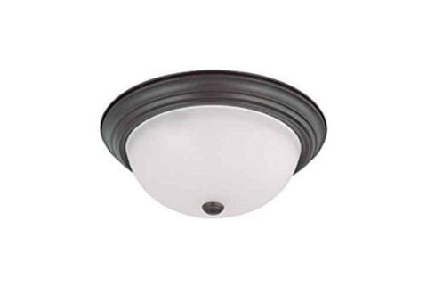 "Nuvo 60-3147 - 15"" Large Flush Mount Ceiling Light Fixture"