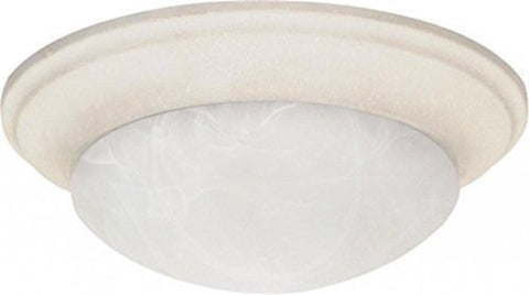 Nuvo 60-287 - Medium Dome Twist & Lock Flush Mount Ceiling Light