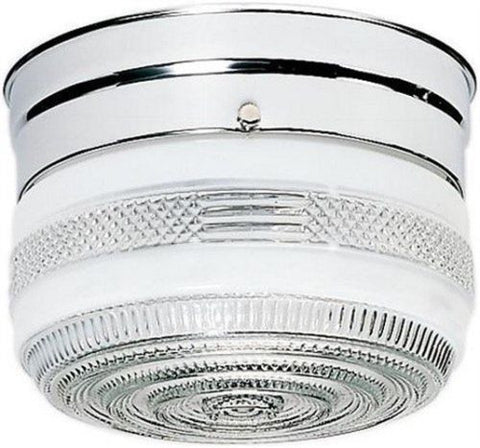"Nuvo 77-100 - 6"" Close-To-Ceiling Flush Mount Ceiling Light"