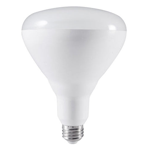 Bulbrite 773452 16 Watt Dimmable LED BR30 Reflector Bulb, Warm White
