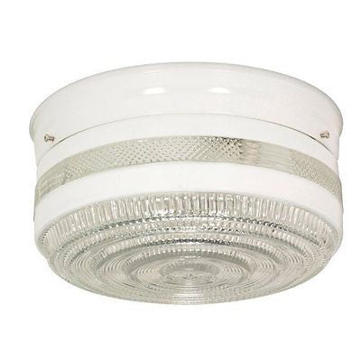 "Nuvo 77-099 - 10"" Close-To-Ceiling Flush Mount Ceiling Light"