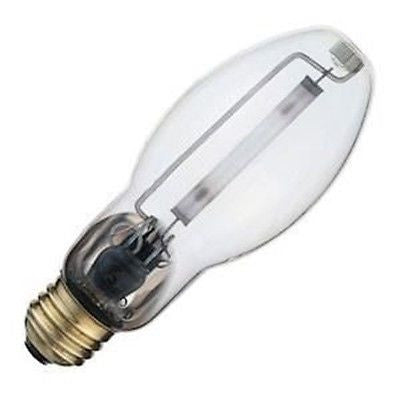 Satco S1940 2100K 250-Watt Clear Mogul Base ET18 High Pressure Sodium Lamp Satco Products