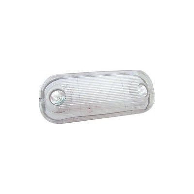 Ciata Lighting - Two Head Outdoor Wet Location Emergency Light 120V/277V