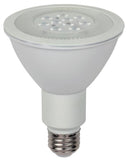 11 Watt (Replaces 75 Watt) PAR30 Long Neck Reflector Flood Dimmable LED Light Bulb - Lighting Supply Group
