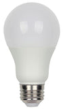 Westinghouse 3309700 10 Watt (Replaces 60 Watt) Omni A19 Dimmable LED Light Bulb