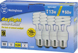 13 Watt Mini-Twist CFL Light Bulb - Lighting Supply Group