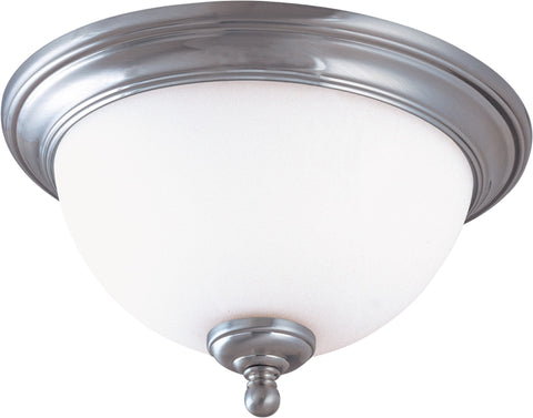 Nuvo 60-1805 - Medium Flush Mounted Dome Ceiling Light