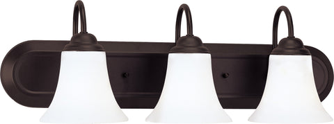 Nuvo 60-1854 - Vanity Light Fixture in Dark Chocolate Bronze