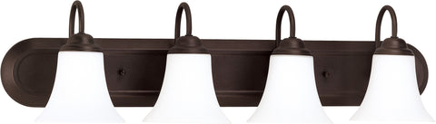 Nuvo 60-1855 - Vanity Light Fixture in Dark Chocolate Bronze