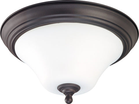 Nuvo 60-1924 - Small Dome Flush Mount Ceiling Light