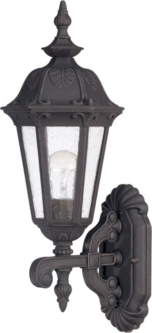 Nuvo 60-2035 - Small Outdoor Wall Lantern (Arm Up)