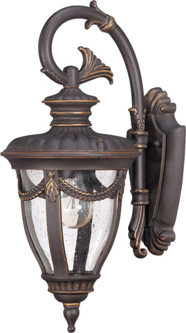 Nuvo 60-2046 - Small Outdoor Wall Lantern (Arm Down)