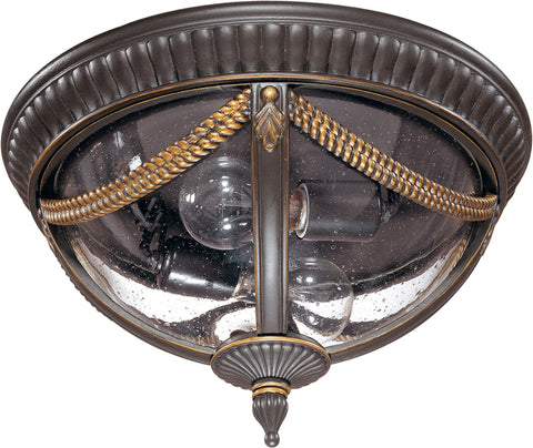 Nuvo 60-2047 - Flush Mount Outdoor Ceiling Light