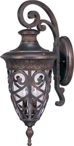 Nuvo 60-2052 - Large Outdoor Wall Lantern (Arm Down)