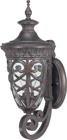 Nuvo 60-2055 - Small Outdoor Wall Lantern (Arm Up)