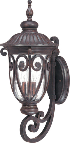 Nuvo 60-2061 - Large Outdoor Wall Lantern (Arm Down)