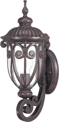 Nuvo 60-2065 - Small Outdoor Wall Lantern (Arm Up)