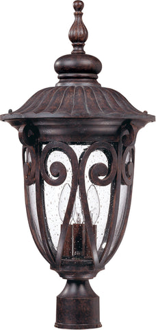 Nuvo 60-2070 - Large Outdoor Post Lantern